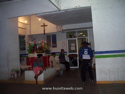 Dejan en el quirófano a Menor que fue operada en el hospital de Huixtla