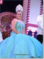 S.G.M. María Fernanda I, Reina de la Feria Huixtla 2014. ¡¡Muchas felicidades!!