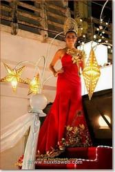 Despidió su reinado la Reina de la Feria Huixtla 2013, Frida.