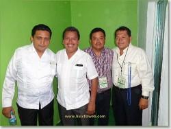 CP Rene Santos, Bigvai Mendezcruz, Ibarra, juan Balboa.