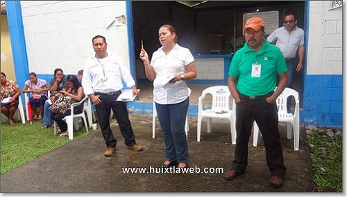 Cesan a directora del DIF de Huixtla por capricho de presidenta y nadie le para