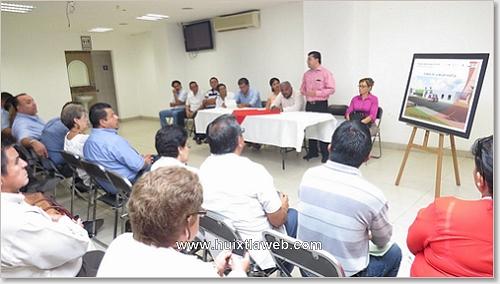 Terminal de Corto Recorrido y Hospital de la Mujer una realidad para Huixtla