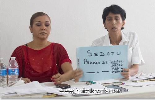 A tres meses damnificados de Huixtla amenazan con realizar movilizaciones