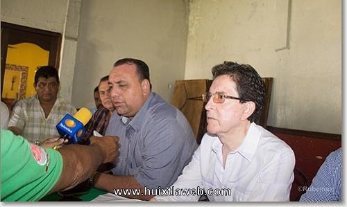 Participaran 16 empresas transportistas en la terminal de Huixtla