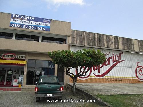 En aumento edificios abandonados por empresas en Huixtla