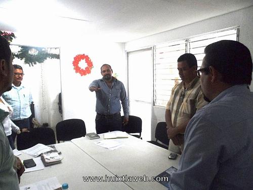 Cambios en el gabinete Huixtleco