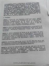 regidores piden al congreso revocaion de Gustavo Cueto