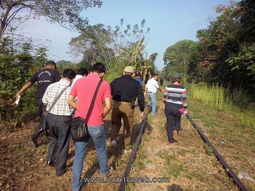 Cónsules recorren ruta La arrocera: pase de migrantes