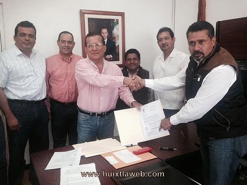 Congreso del estado ratifica a Ramón Ayala como alcalde sustituto de Huixtla