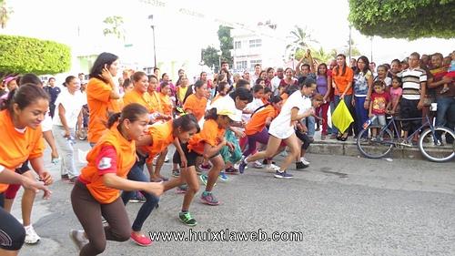 Con gran éxito celebran el día internacional de la mujer en Huixtla