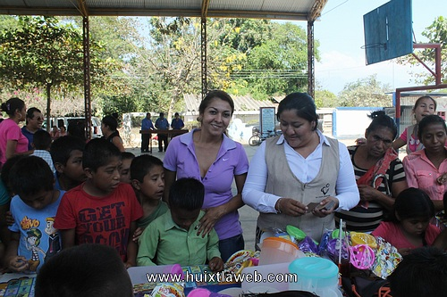 DIF celebra el día internacional de la familia en el cantón Playa Grande