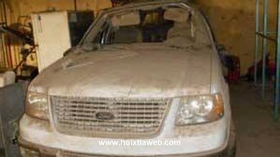 Desaparece vehículo de bodega de Andsa