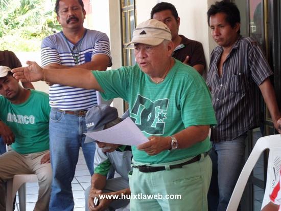 Cianuro que tiran minas mata flora y fauna de ríos de Escuintla