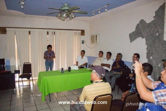 Buscan ayuntamiento de Tuzantán y Huixtla solución a problema de aguas negras