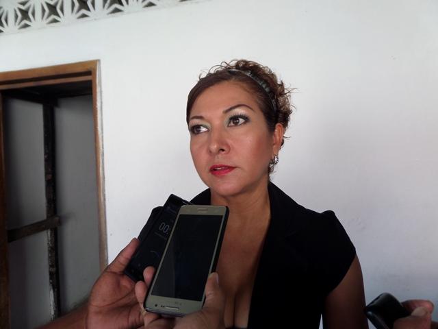 Que auditen al comité de reconstrucción de Huixtla pide Olvita Palomeque