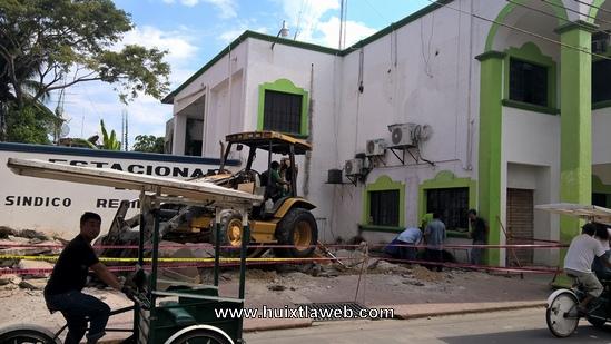 Inician juicio contra Ayuntamiento Municipal de Huixtla
