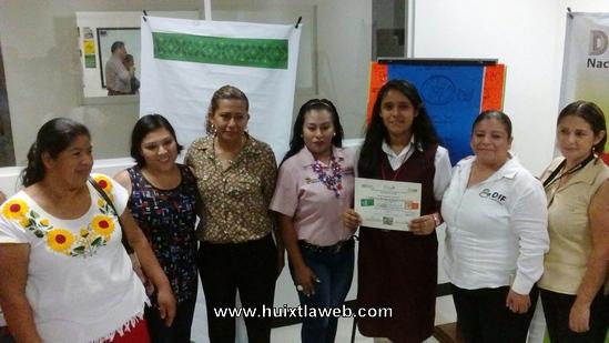 Tuzantán primer lugar de red nacional de Difusores de los derechos de niñas y niños adolescentes