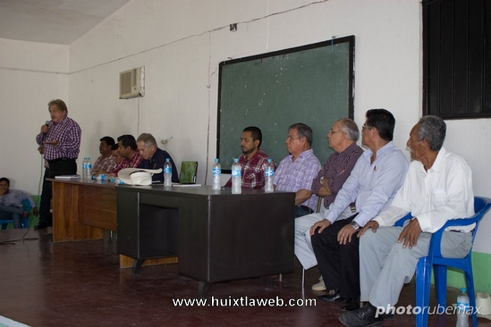 Ayuntamiento de Tuzantán Instala concejo Municipal de desarrollo rural sustentable 2016-2018