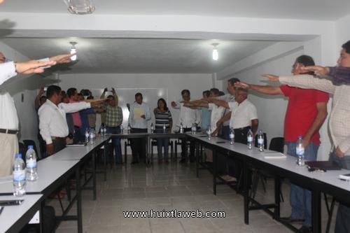 Autoridades realizaron la instalación y primera sesión del consejo municipal de mejora regulatoria