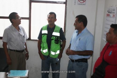 Salud Municipal y colonos del barrio San José acuerdan trabajos de fumigación