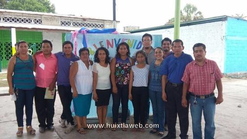 """Dirección de educación de Huixtla realizó el """"Primer Encuentro de Bibliotecas"""""""