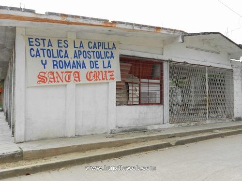La Santa Cruz, barrio que se niega morir