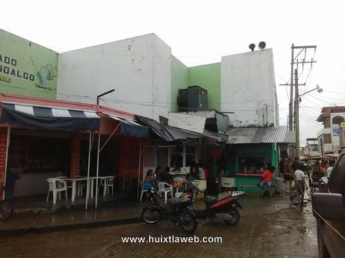 Mercado de Huixtla no cuenta con extintores ni ruta de evacuación