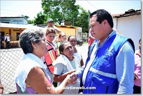 """www.huixtlaweb.com – """"Cuartos Rosas"""" vida digna para las ..."""
