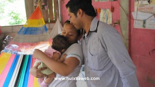 Determinan identidad de recién nacida cambiada en el hospital de Huixtla