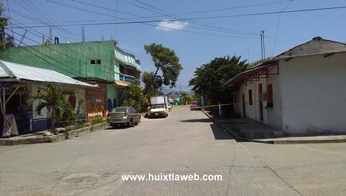 Al resistirse a un asalto asesinan a comerciante del mercado de Huixtla