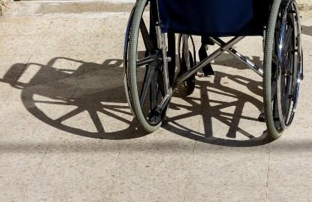 Campaña silla de Ruedas en Tuzantán