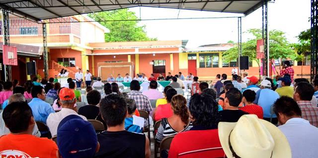 Se declara incompetente contra la delincuencia alcalde de Huehuetán