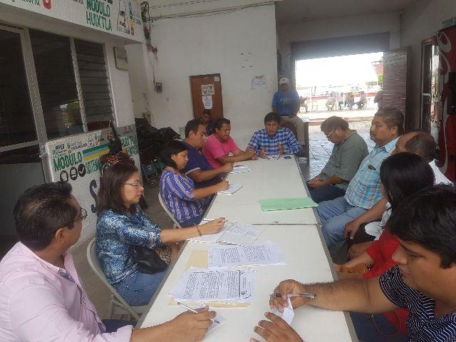 Reciben regidores petición de separación de cargo para edil