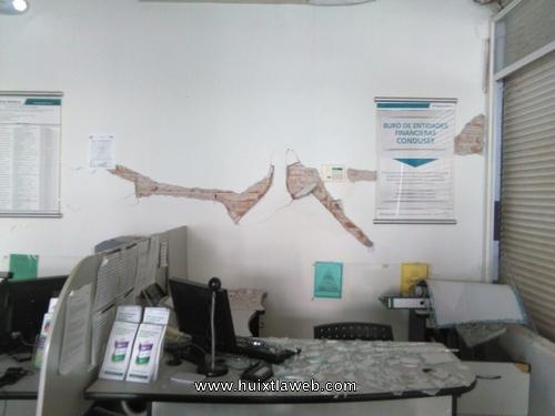 Mujer se infarta por terremoto en Pijijiapan
