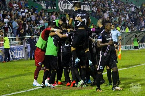 Cafetaleros sigue en racha, goleó a Alebrijes por 4-1