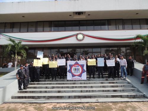 Corrupción al interior de la Secretaría de Seguridad, denuncian policías
