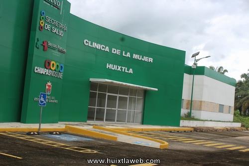 Ante el abandono nuevamente saquean Clínica de la Mujer en Huixtla