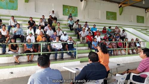 Realizan segunda reunión del COPLADEM en Tuzantán