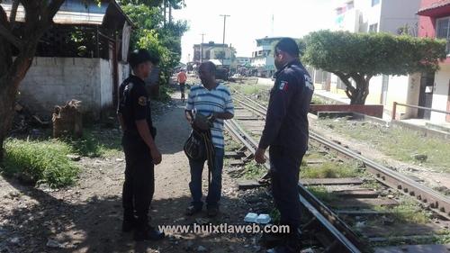 Policías Refuerzan recorridos en lugares estratégicos de la ciudad