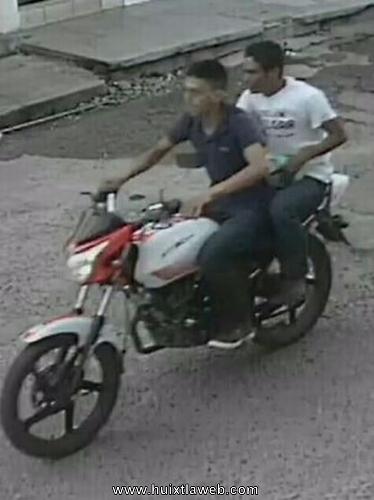 Continúan los robos de motocicletas en Huixtla
