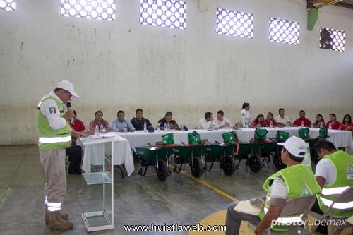 Presenta Protección Civil de Tuzantán plan específico del día de muertos