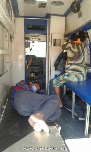 Aumenta auxilios que presta protección civil en Huixtla