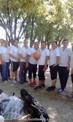 Realiza centro de salud Actividades deportivas