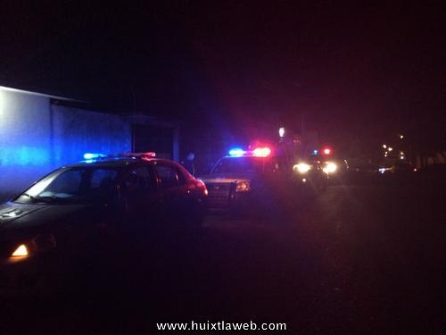 Detenidos en operativo en Huixtla