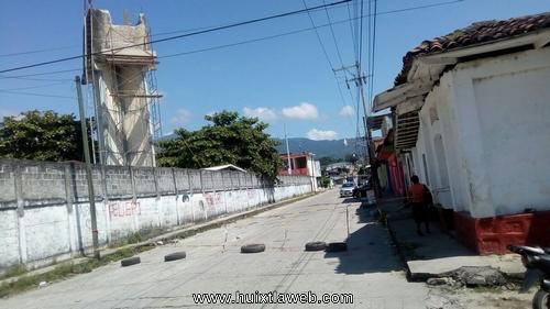 Muy lento los trabajos de reconstrucción de escuelas en Huixtla