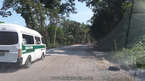Hasta cuatro asaltos diarios por condiciones en que se encuentra carretera Huixtla a Villa Comaltitlán.
