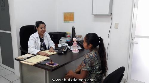 Inicia actividades unidad médica de Tuzantán