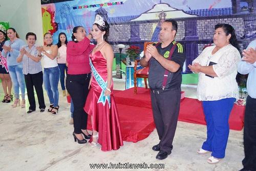 """Gran Coronación de la Reyna a Santa Lucia 2017 """"Karime Nicol I"""" y apertura de feria en Villa Comaltitlan."""