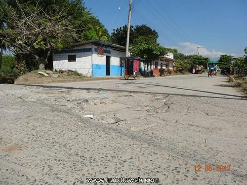 Denuncian maltrato de menor en Huehuetán