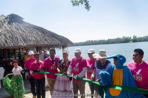 Pijijiapan sede del 8vo. Festival de Aves Martinica 2017